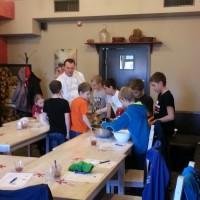 Škola vaření pro děti