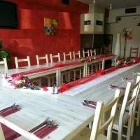 Restaurace Obzor - interiér