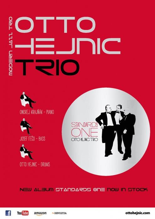 Otto Hejnic Trio plakát